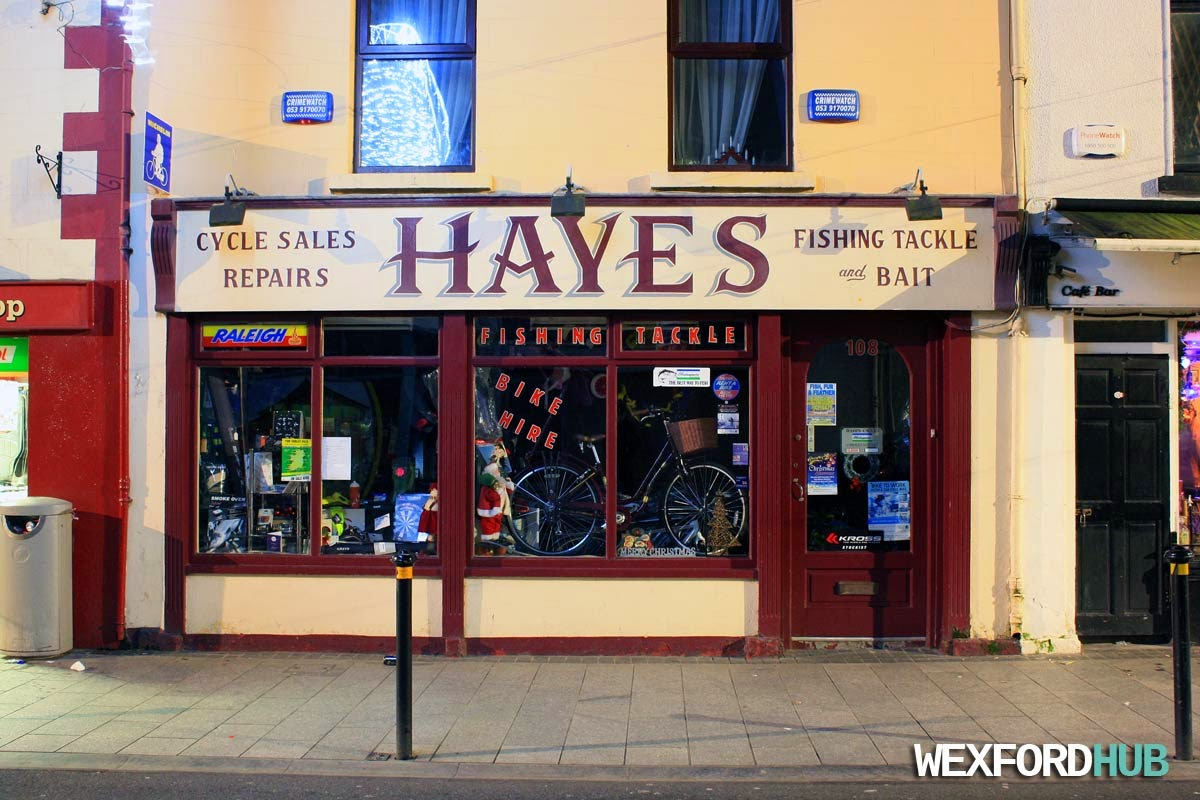 Hayes, Wexford