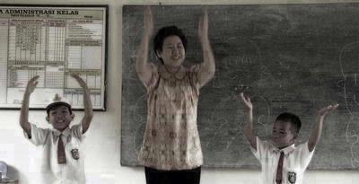Guru Honor Digaji Rp 50.000 Per Bulan