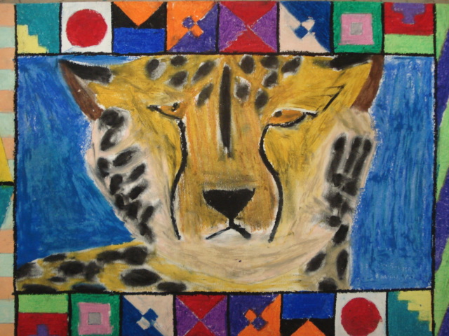 Line Drawings Of African Animals : A faithful attempt: ndebele african animal drawings