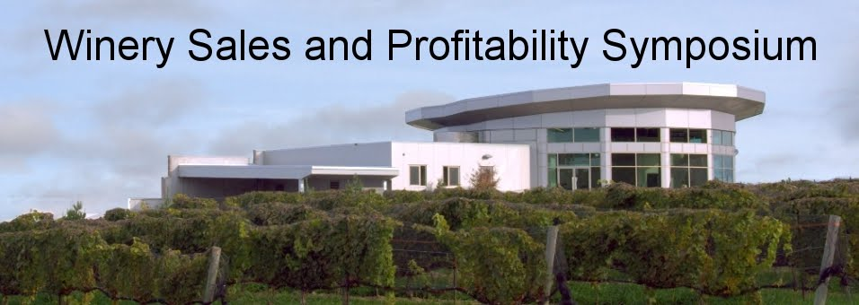 2012 Winery Sales and Profitability Symposium