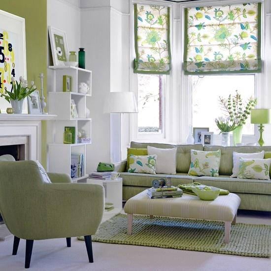Living Room Color Pallette
