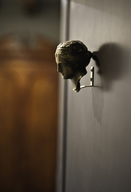 beautiful doorknocker