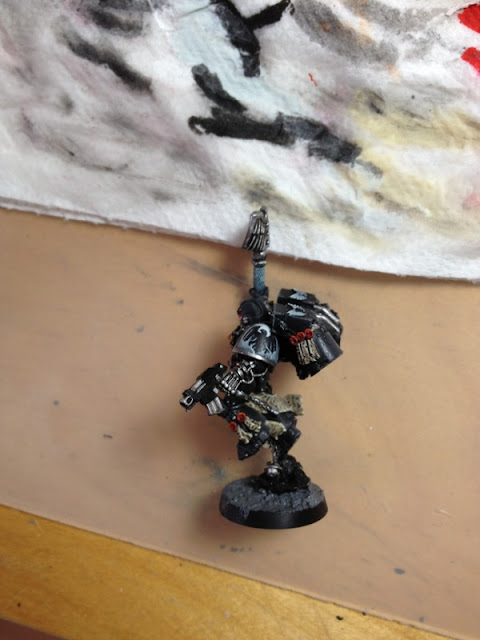 Raven Guard Chapter Badge