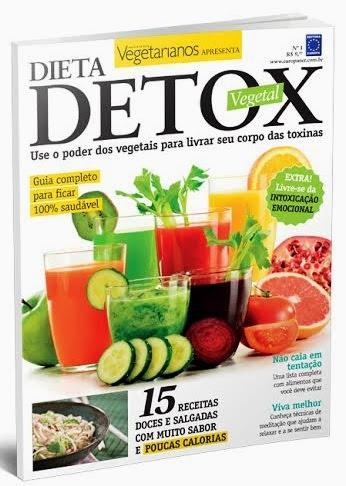 ESPECIAL VEGETARIANOS - DIETA DETOX