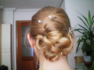 peinado-moño-trenza