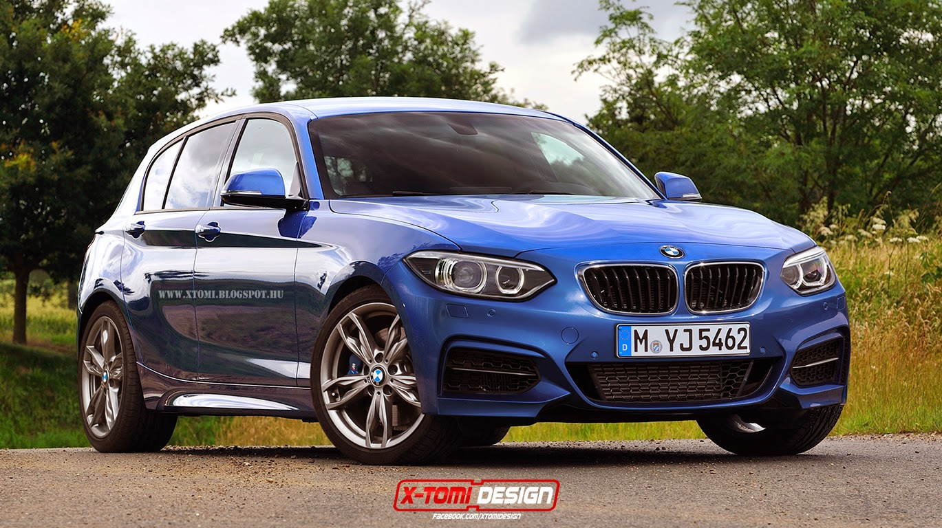 Bmw 125d facelift 2015