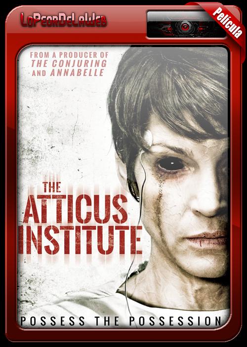 The Atticus Institute (2015) [BrRip | Dual | Mega]