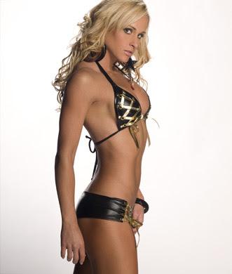 wrestling super stars michelle mccool profile new hot