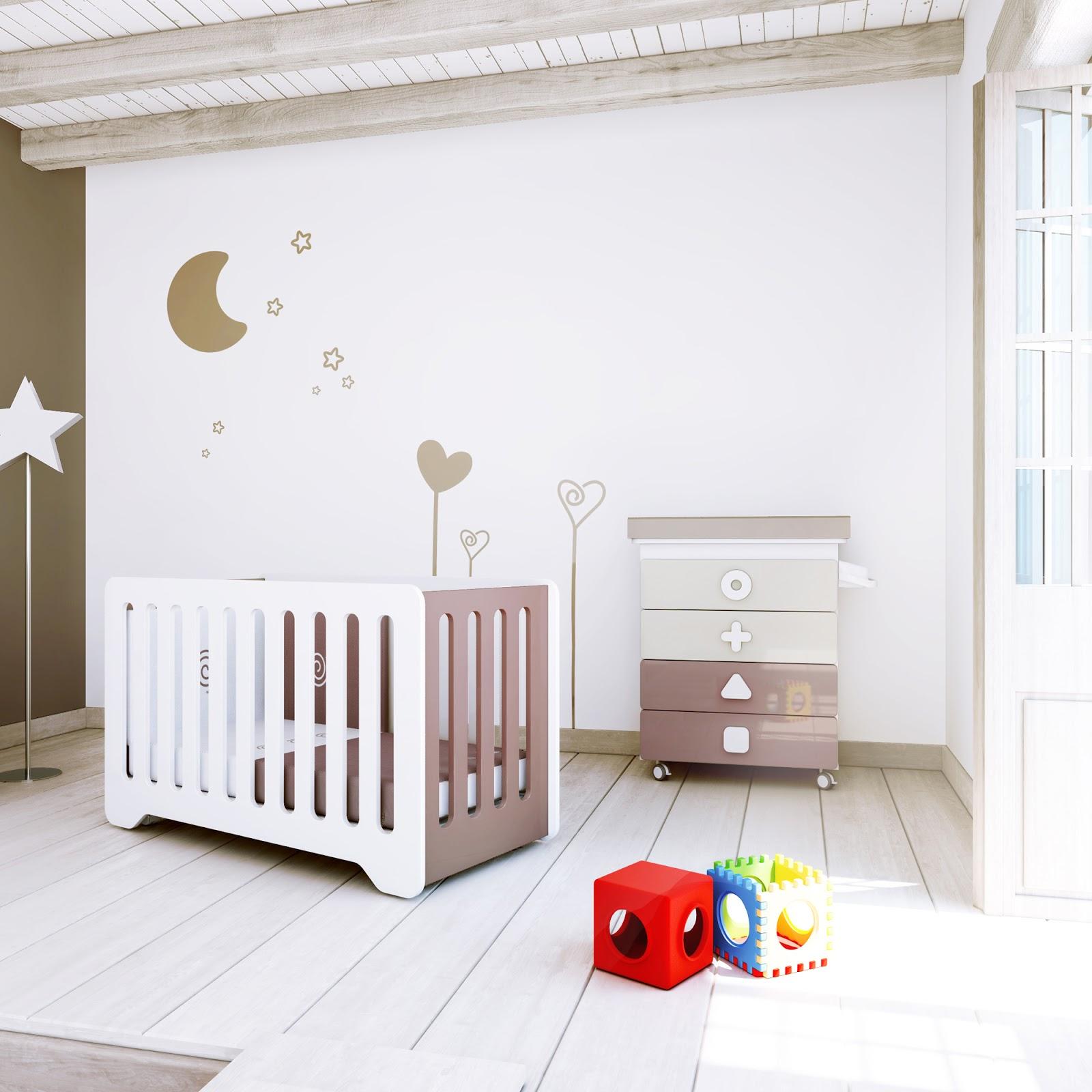 Camere Per Bambini Design. Fabulous Camerette Per Neonati With ...