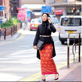 Foto Baju Muslim Dian Pelangi 2016 Model Formal Gaya Trend Terbaru