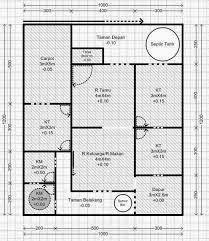 Desain Rumah Dengan Tanah 200m