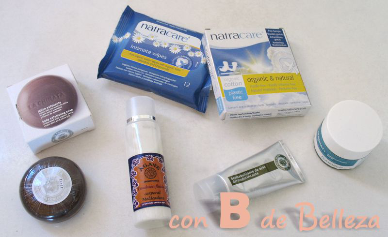 Caja cosmética natural Essentiabox