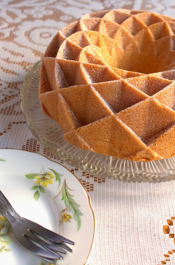 My Favourite Madeira Cake Bundt