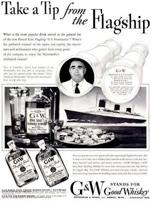 The Bottom Shelf: G&W Five Star Whiskey