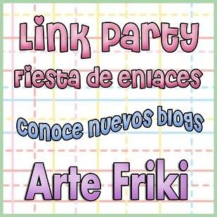 Fiesta de enlaces #159 Arte Friki