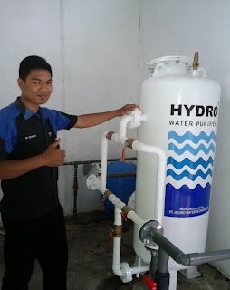 Filter Penjernih Air HYDRO