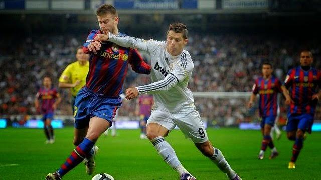 بيكيه يغيب عن كلاسيكو برشلونة و الريال و غيابات مؤثرة في صفوف الفريقين
