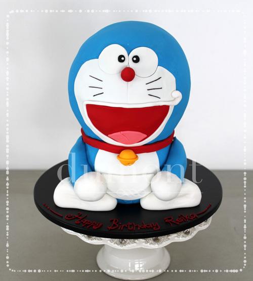 Cake Design Doraemon : Dumont Cake: Doraemon cake