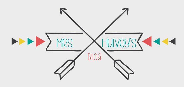 Mrs. Hulvey's Blog