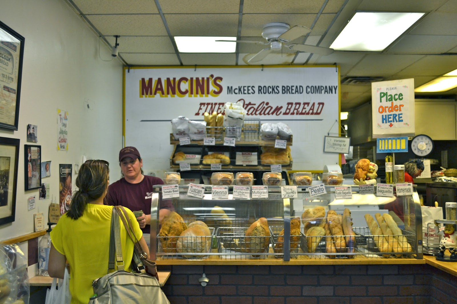 Pittsburgh is a food lovers dream ham sandwich indicted for Fish store pittsburgh