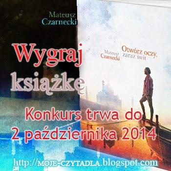 http://moje-czytadla.blogspot.com/2014/09/akademicki-konkurs.html