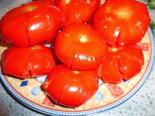 Cách làm mứt cà chua quả to cực ngon 2