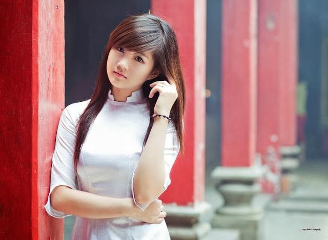 Cantiknya Gadis-Gadis di Negeri Vietnam Part 1