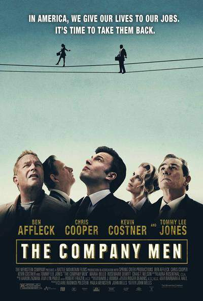 The Company Men DVDR NTSC Latino ISO Menu Full