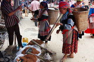 Bac Ha Market (every Sunday)