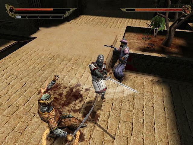 Описание, ссылки, комментарии для Knights of the Temple: Infernal Crusade /