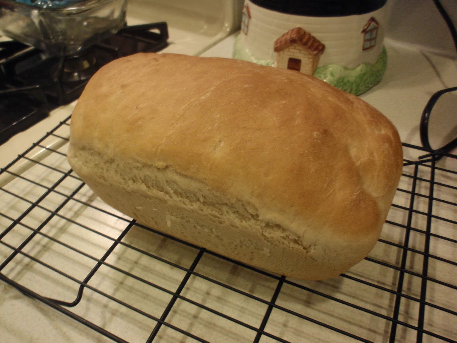 Peanut Life Adventures: Amish White Bread