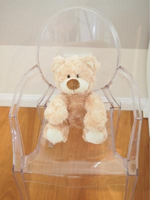 decoração - bebe - quarto - cadeiras - acrílico