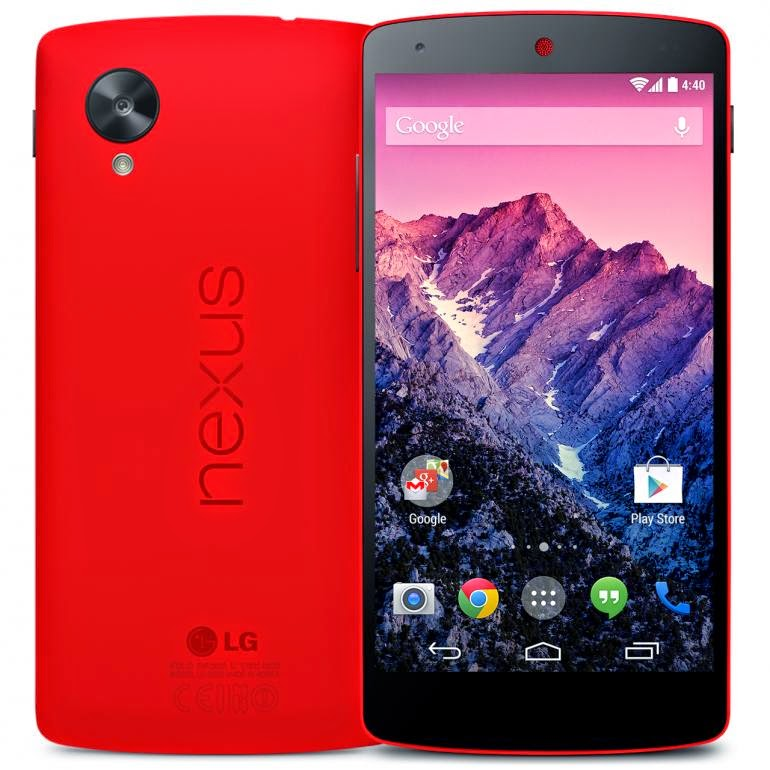 LG Nexus 5 Smartphone Android Harga Rp 4 Jutaan