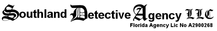 Private Investigator | Southland Detective Agency