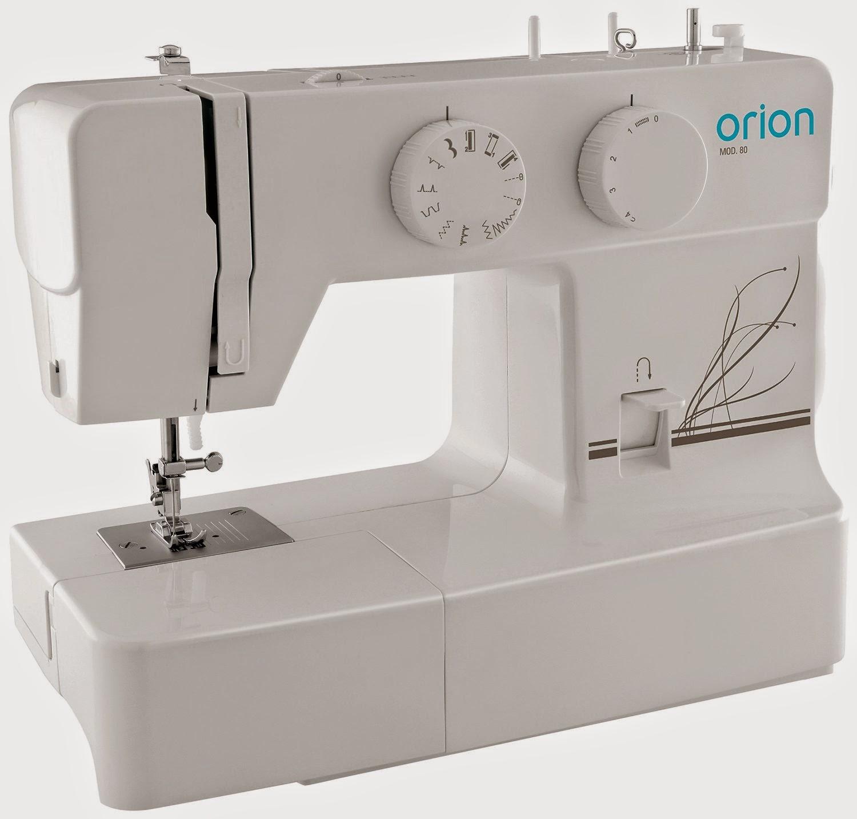 ¡Chollo! Máquina de coser Alfa Orion 80 por 88,50, 44% de