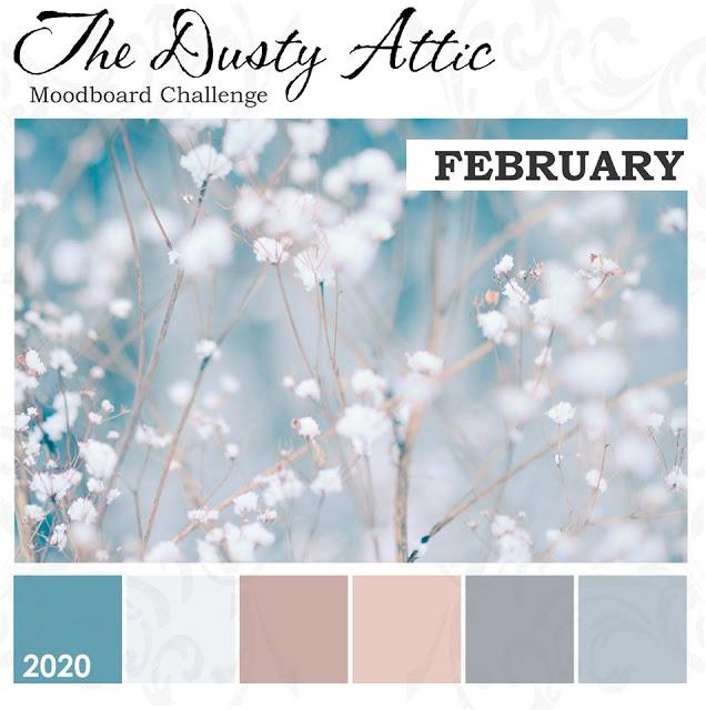 February Mood Board 2020
