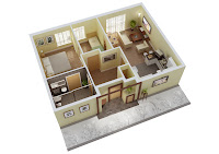 3d House Plans8