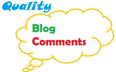 Backlink berkualitas dengan berkomentar