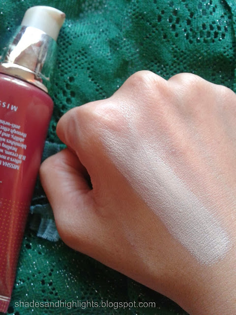 Missha  Perfect Cover BB Cream (#23 Natural Beige) Quick Review | Shades and Highlights
