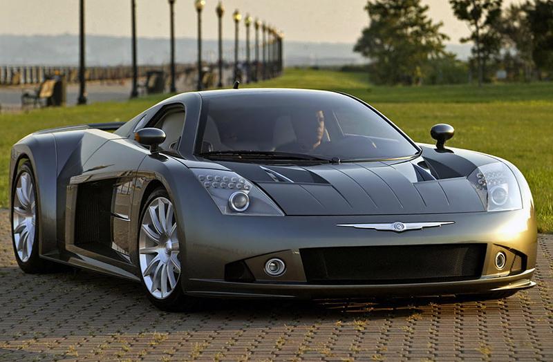 Chrysler Me Four Top Expensive Car