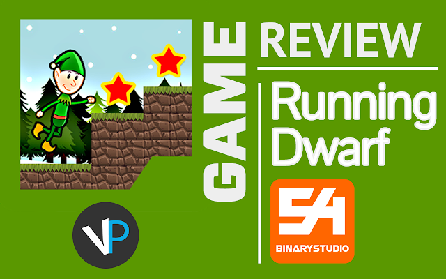 Game Review Running Dwarf