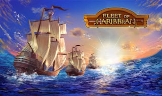 Screenshots of the Fleet of Caribbean for Android tablet, phone.