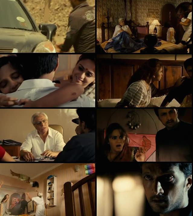 Phoonk 2008 Hindi DVDRip 480p 300mb