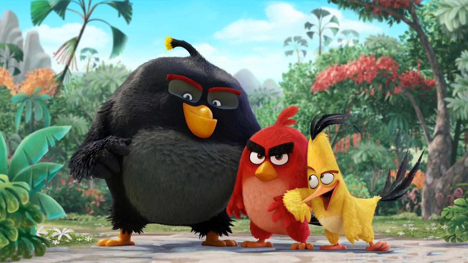 Papel de Parede do Filme Angry Birds  Fabulous Top Wallpapers