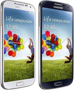 Cara Flashing/Install Ulang Samsung Galaxy S4 GT-I9500