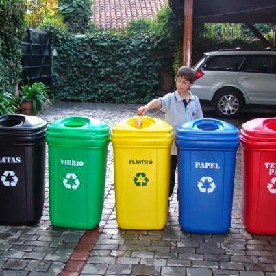 Ecosasmarket contenedores de reciclaje - Contenedores de reciclar ...