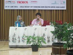 Seminar Industri Susu Kambing di Indonesia tgl 20 Juni 2013