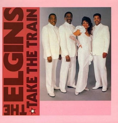 THE ELGINS - Take The Train 1990