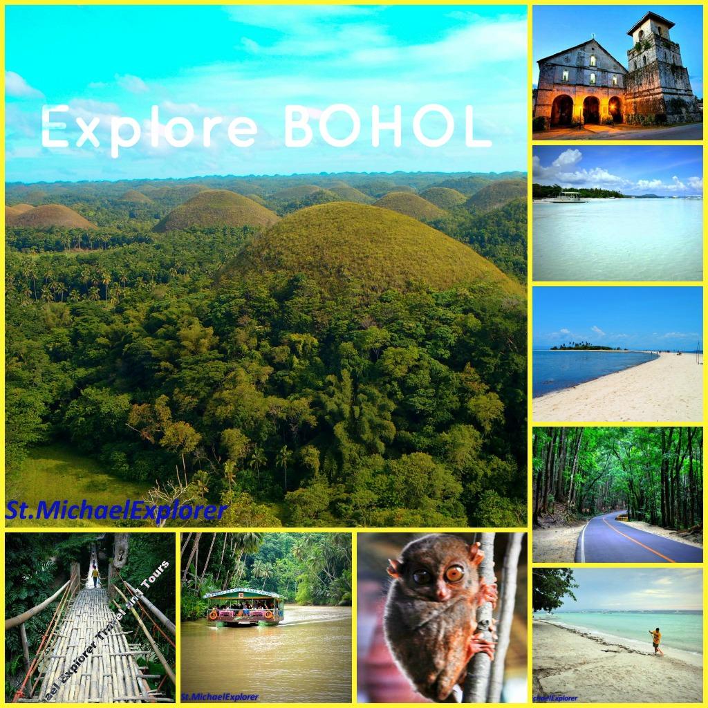 Cebu Bohol Package Tour Without Airfare