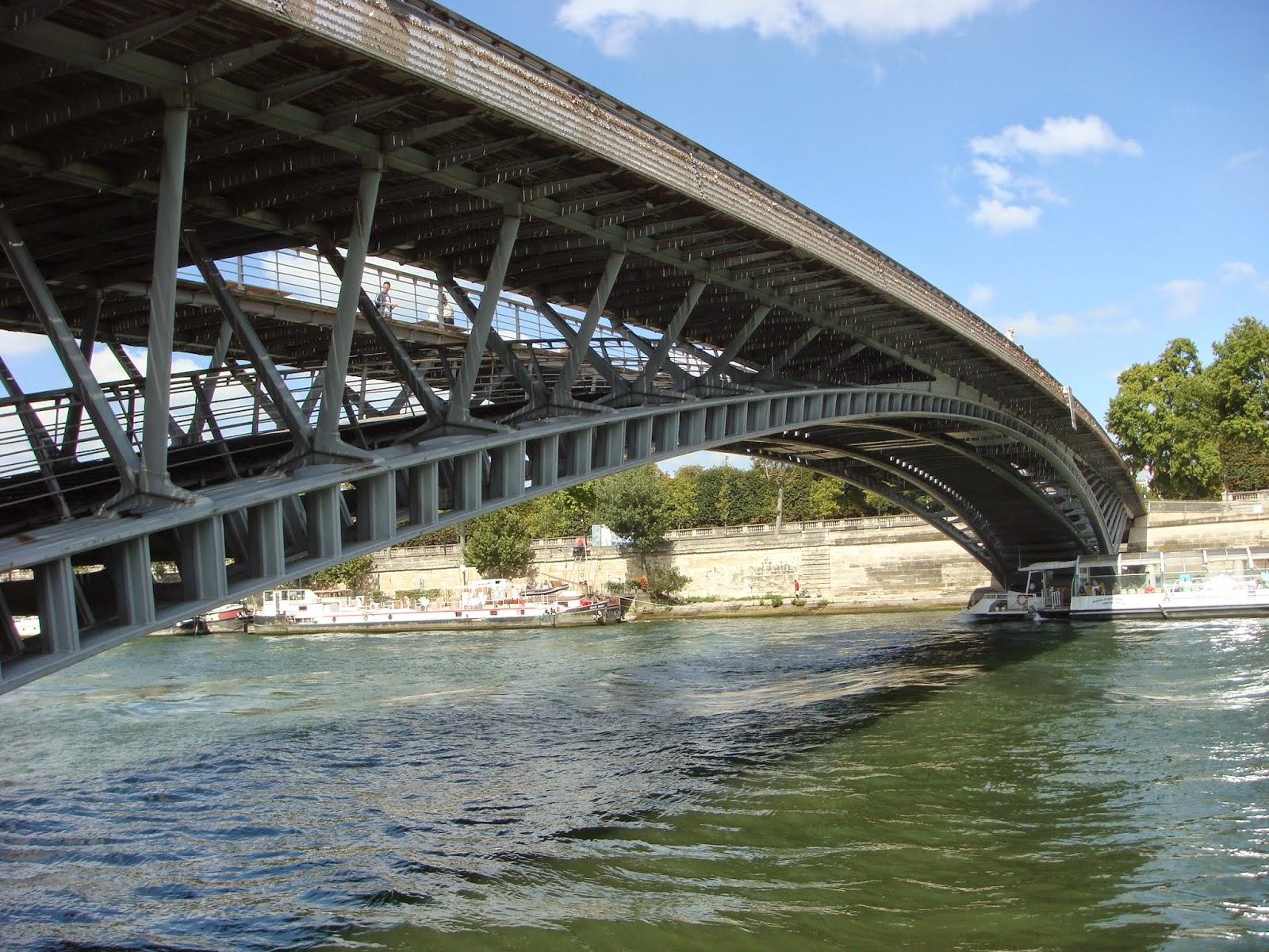 Image result for solferino bridge